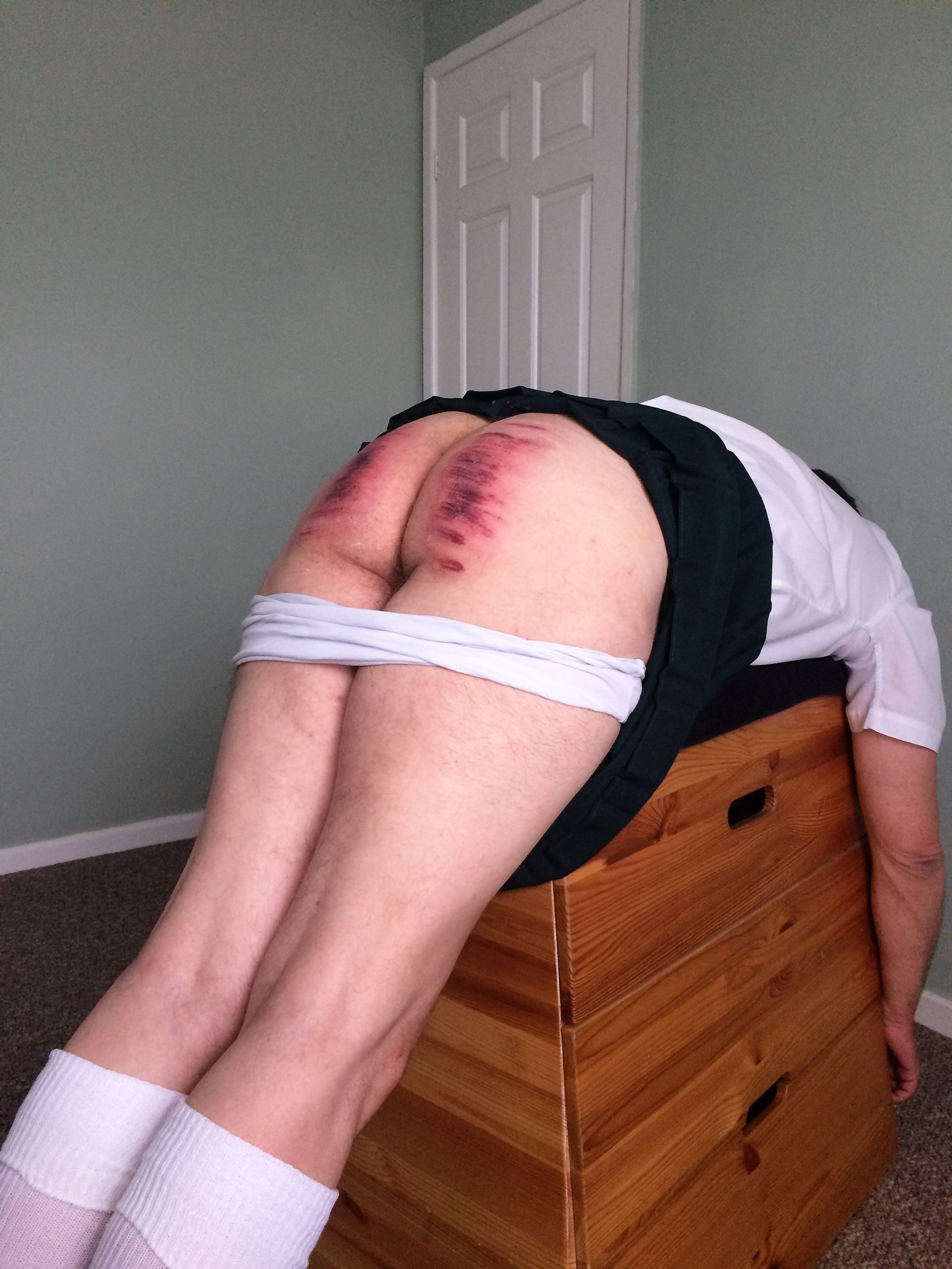 school caning sessions