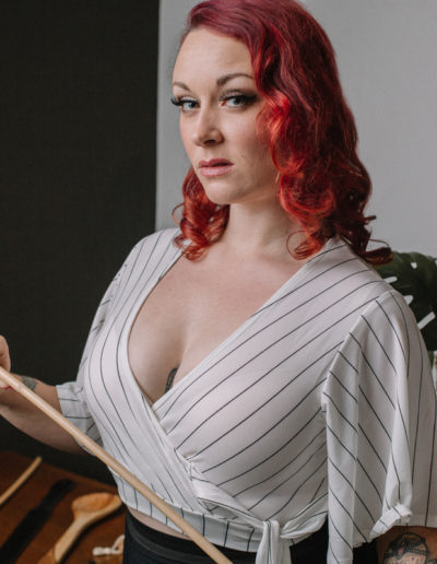 redhead domme uk